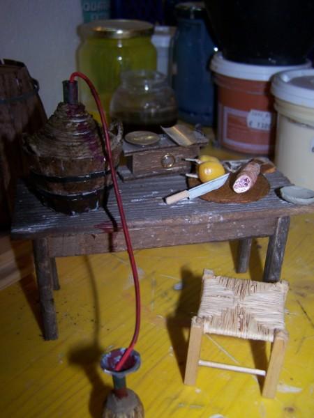 Miniature per cantine