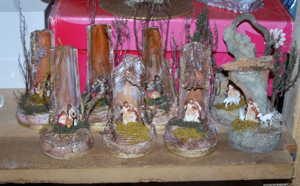 Presepi in miniatura